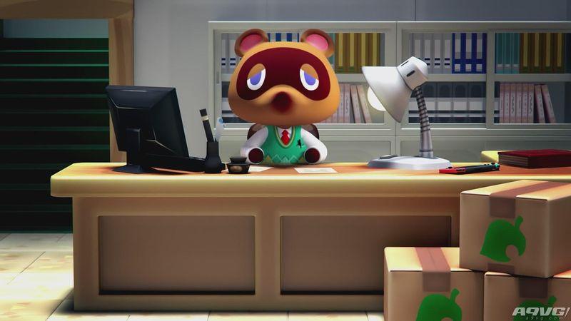 《动物之森》完全新作发表 2019年在Switch平台发售
