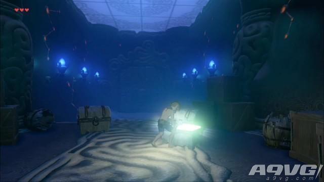 《塞尔达传说:荒野之息》40分钟游戏视频公开